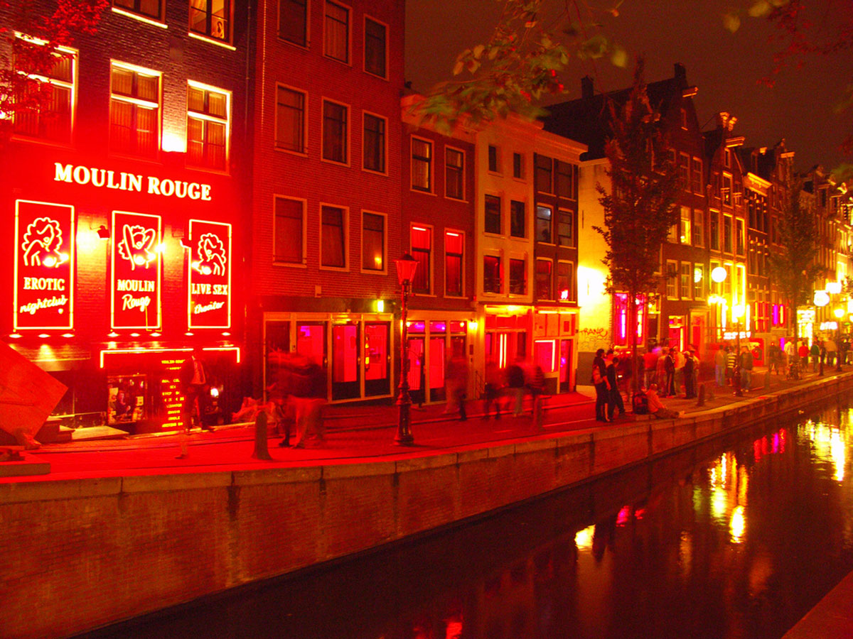 Photos of red light district Ludacris - The Red Light District - m Music